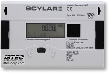 Scylar Model 5202S Energy Meter