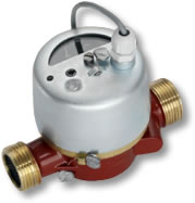 Water Meter Series 1800 Single Jet